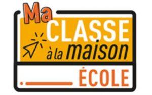 MA CLASSE A LA MAISON